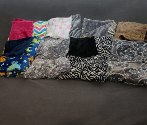 Weighted Blankets 30 Quot X42 Quot 5 Lbs Nelly Packs
